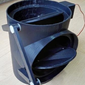 Шибер для вентиляции: назначение и его разновидности