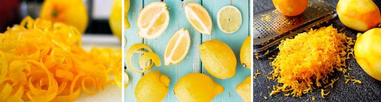 Лимонная цедра польза и вред