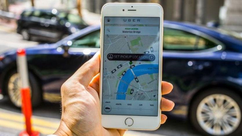 Такси uber в екатеринбурге