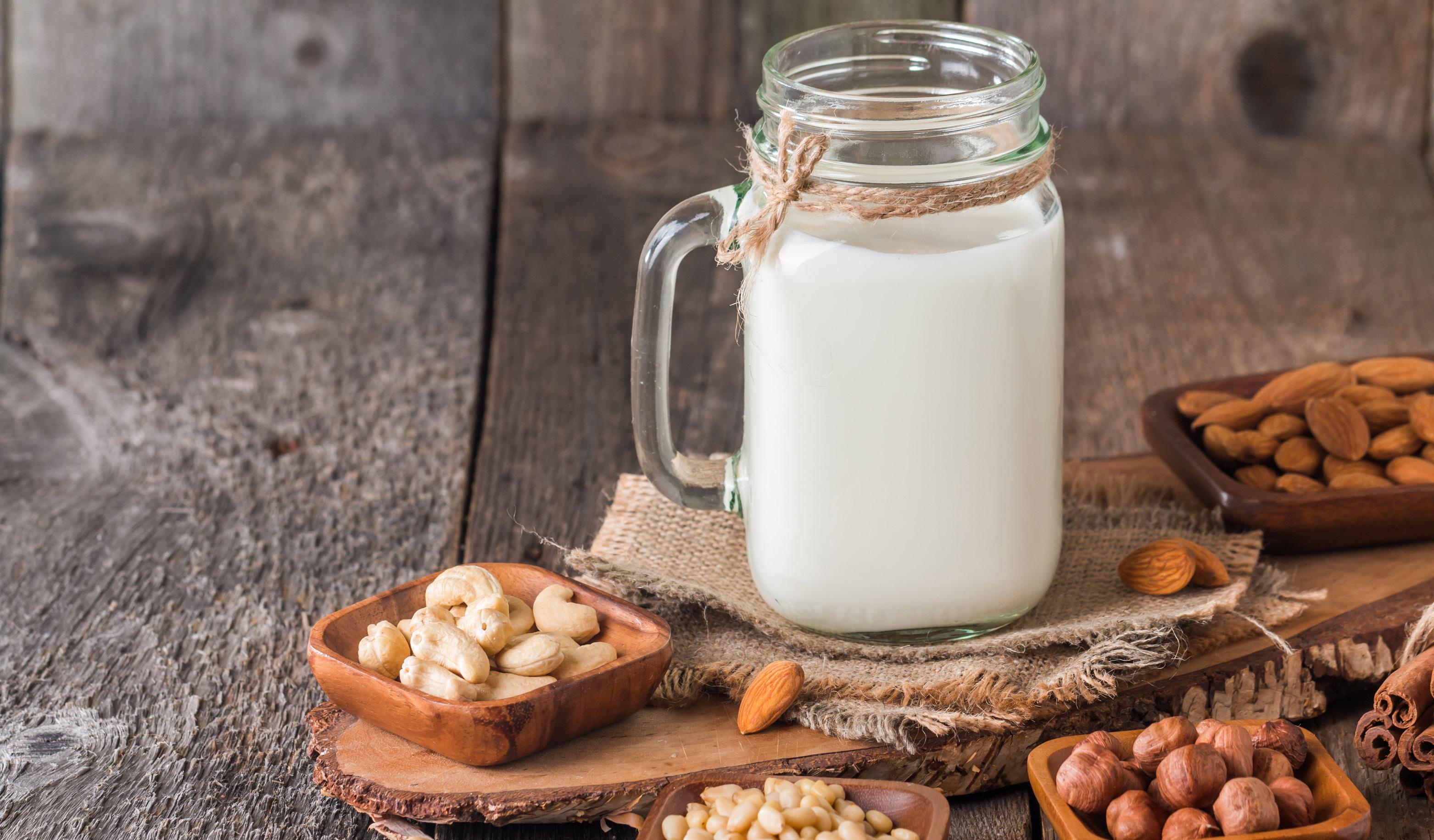 Растительное молоко: как приготовить в домашних условиях, рецепты