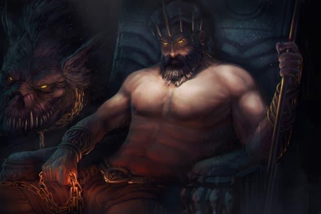 Что такое цербер в мифологии?