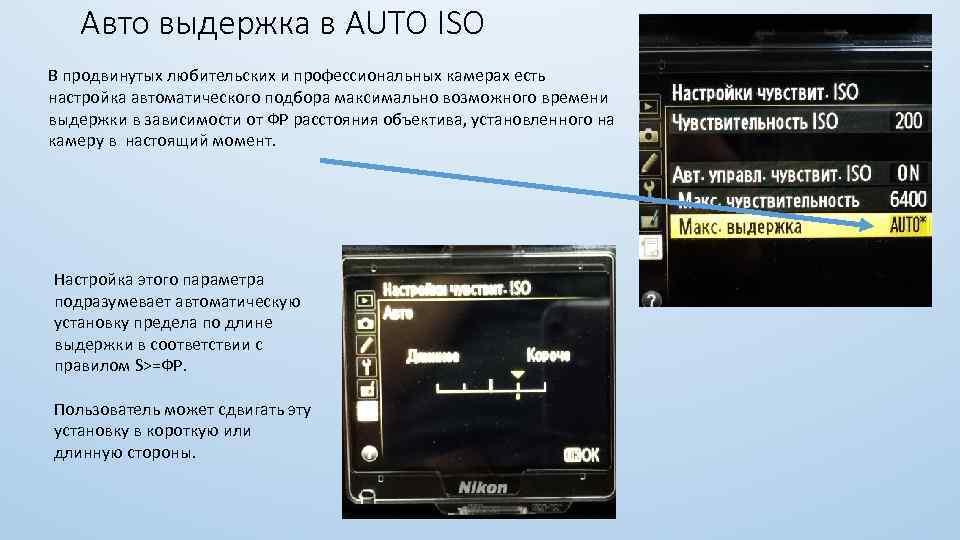 Что такое iso в фотоаппарате, для чего он нужен, как  настроить