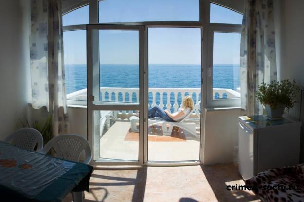 Что это - эллинг? это комфортный отель на берегу моря