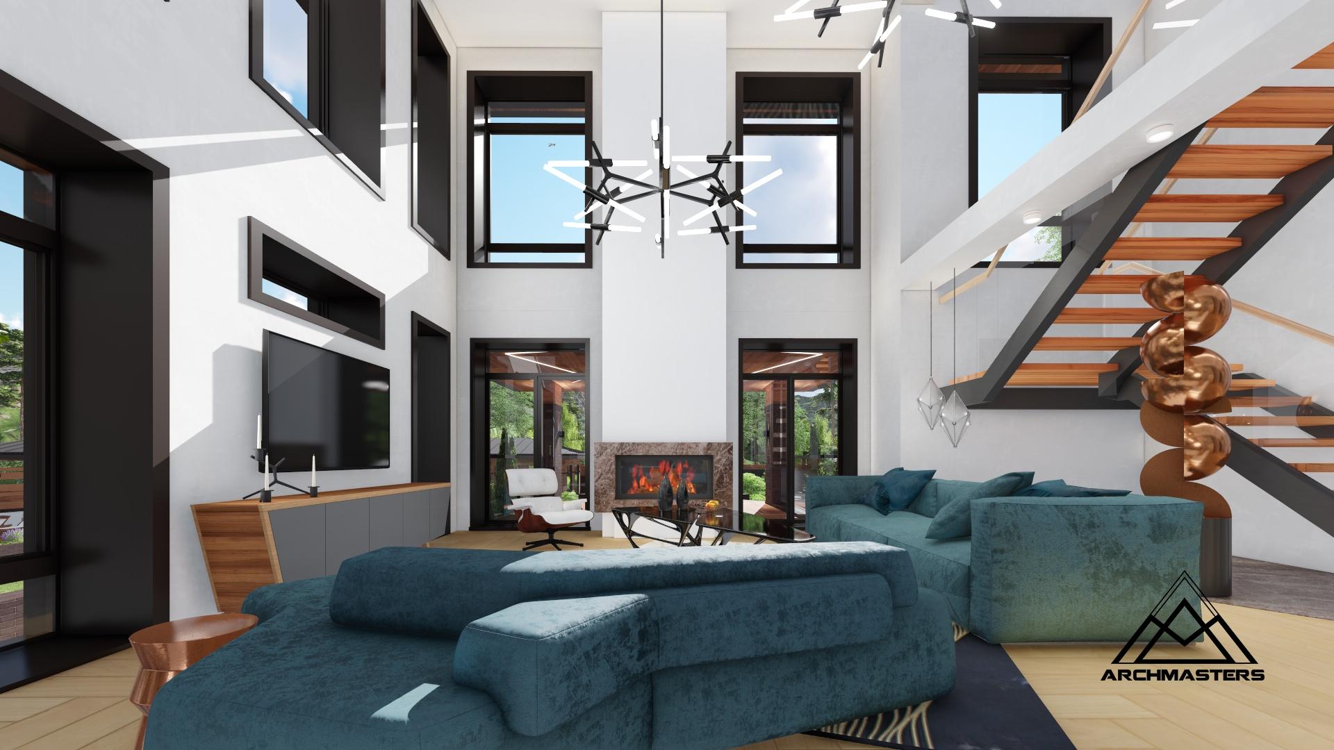 Что такое второй свет в проекте дома: в чем особенности подобной планировки
