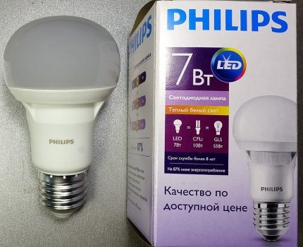 Филаментные светодиодные лампы: что это такое?