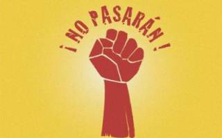 Блог сообщества но пасаран! (¡no pasarán!)
