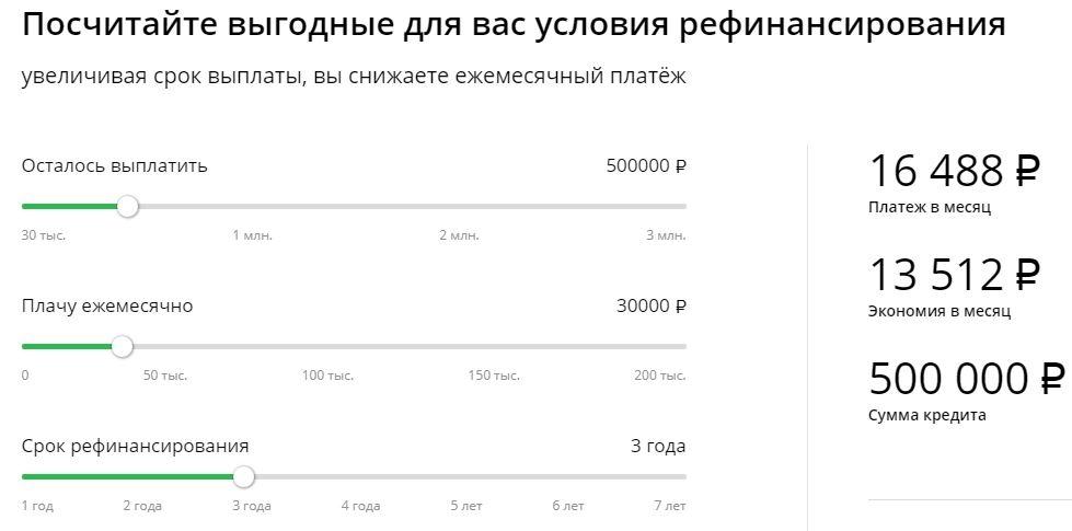 Рефинансирование кредитов от сбербанка россии в уссурийске