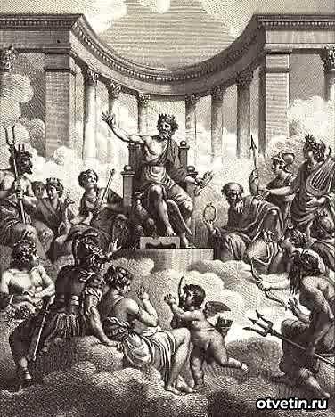 Политеизм - википедия