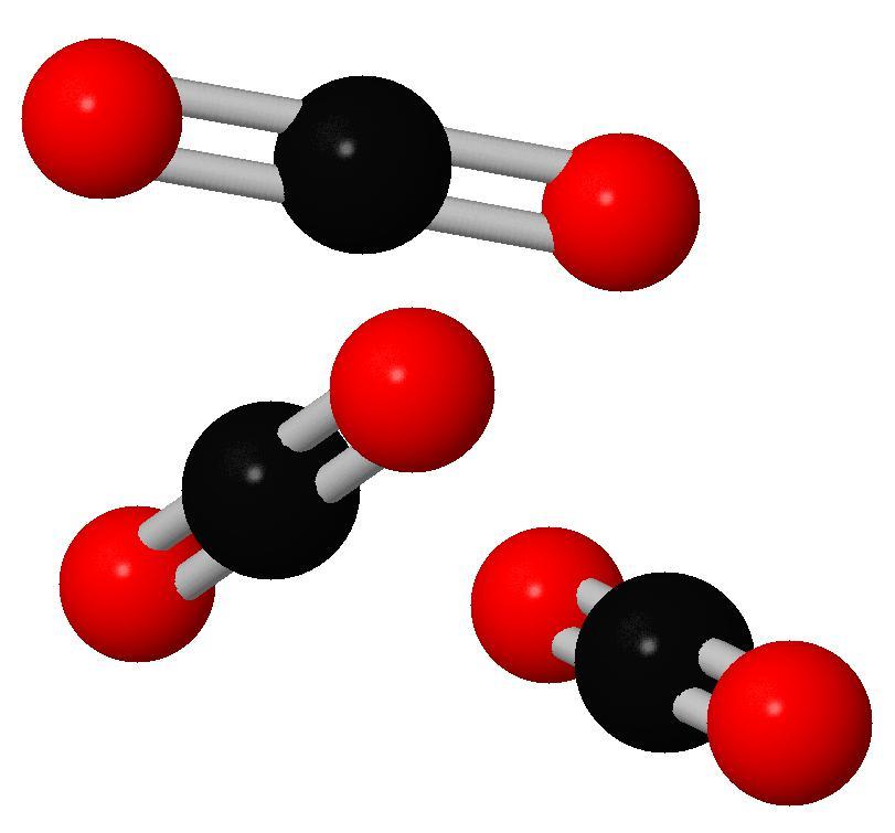 Диоксид углерода — википедия