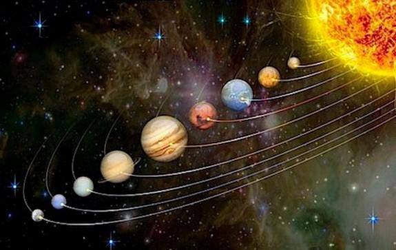 Парад планет. есть ли опасность для земли? | живой космос