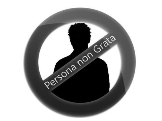 Persona non grata википедия