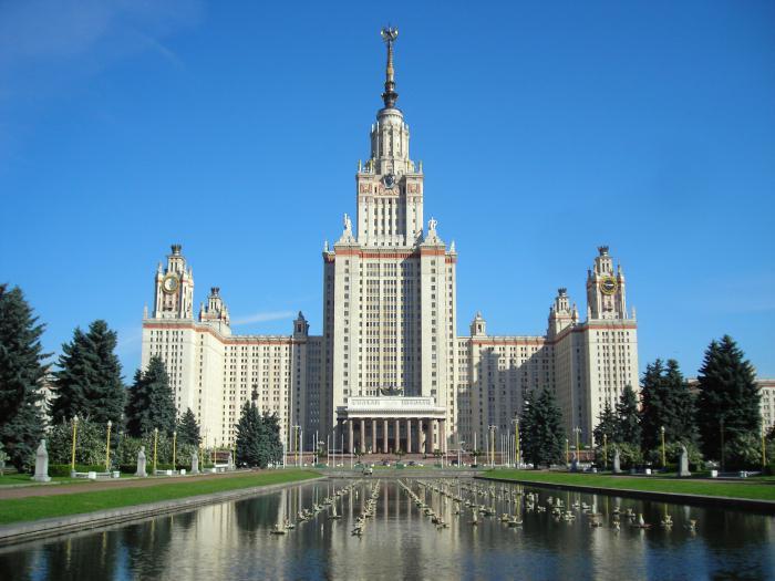 Национальный исследовательский университет: список ниу россии и их специализации