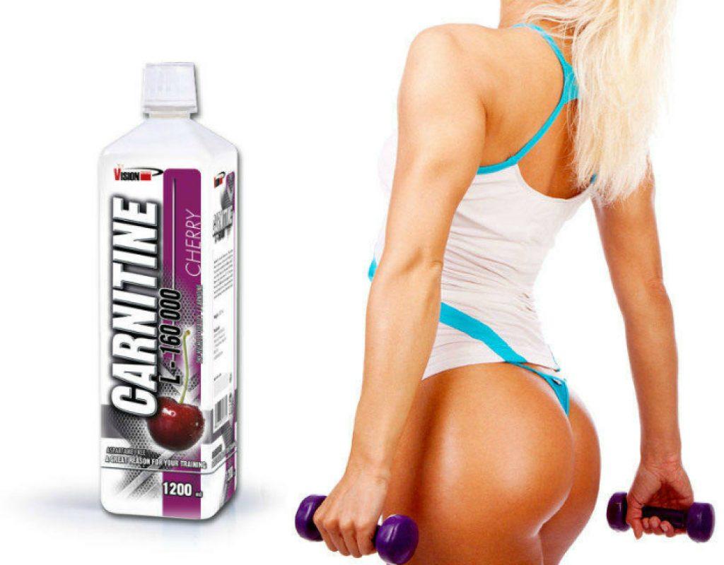 За весом следить не забывайте – л-карнитин для похудения принимайте