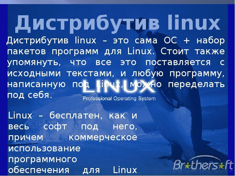 Дистрибутив: что это такое и для чего он нужен?блог ильдара мухутдинова