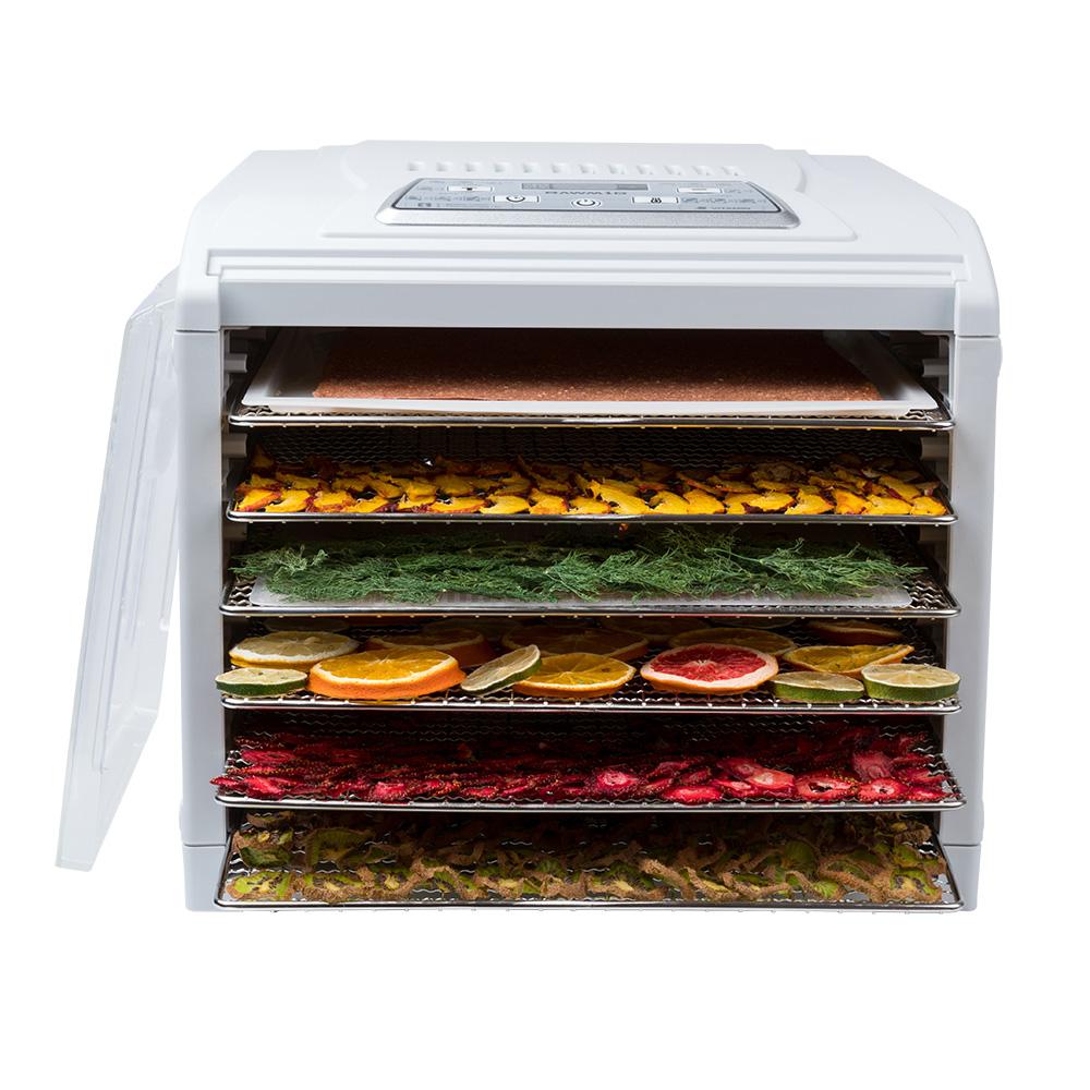 Дегидратор для овощей и фруктов: что это такое, отличия от сушилки, виды, как им пользоваться