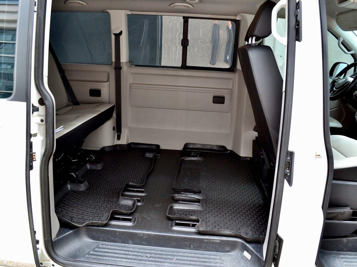 Чем отличается транспортер от каравеллы - и от мультивена, что лучше, caravelle или multivan