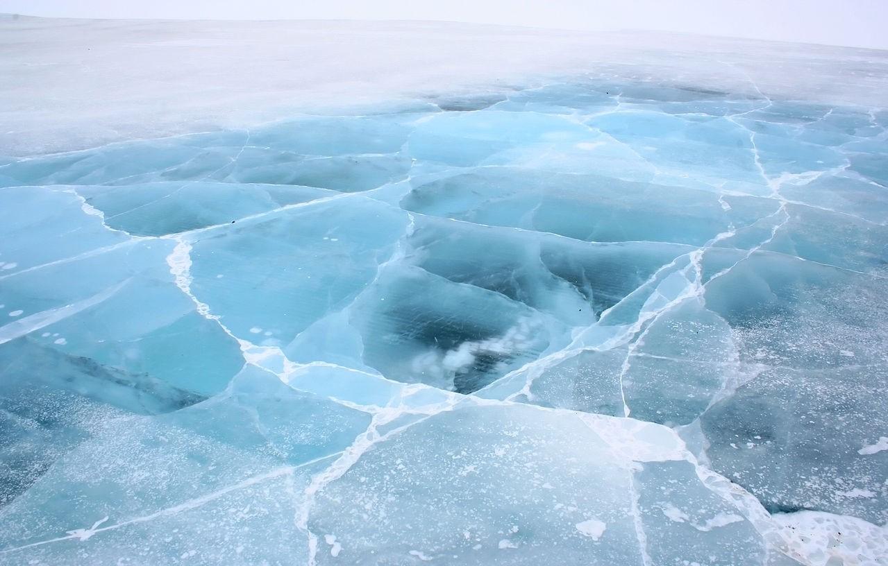 12 удивительных фактов про лёд :: инфониак