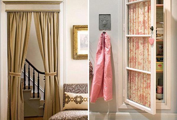 Как сделать красивую драпировку ткани в интерьере и на открытых площадках?