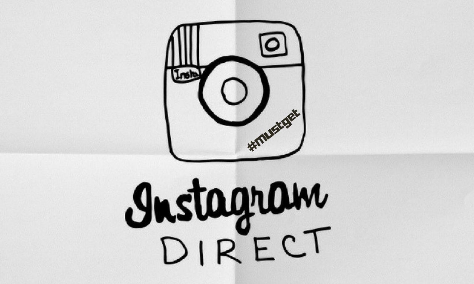 Где найти директ в инстаграме на смартфоне и пк?