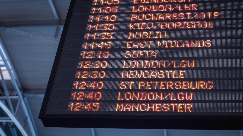 Что такое рейс, виды рейсов