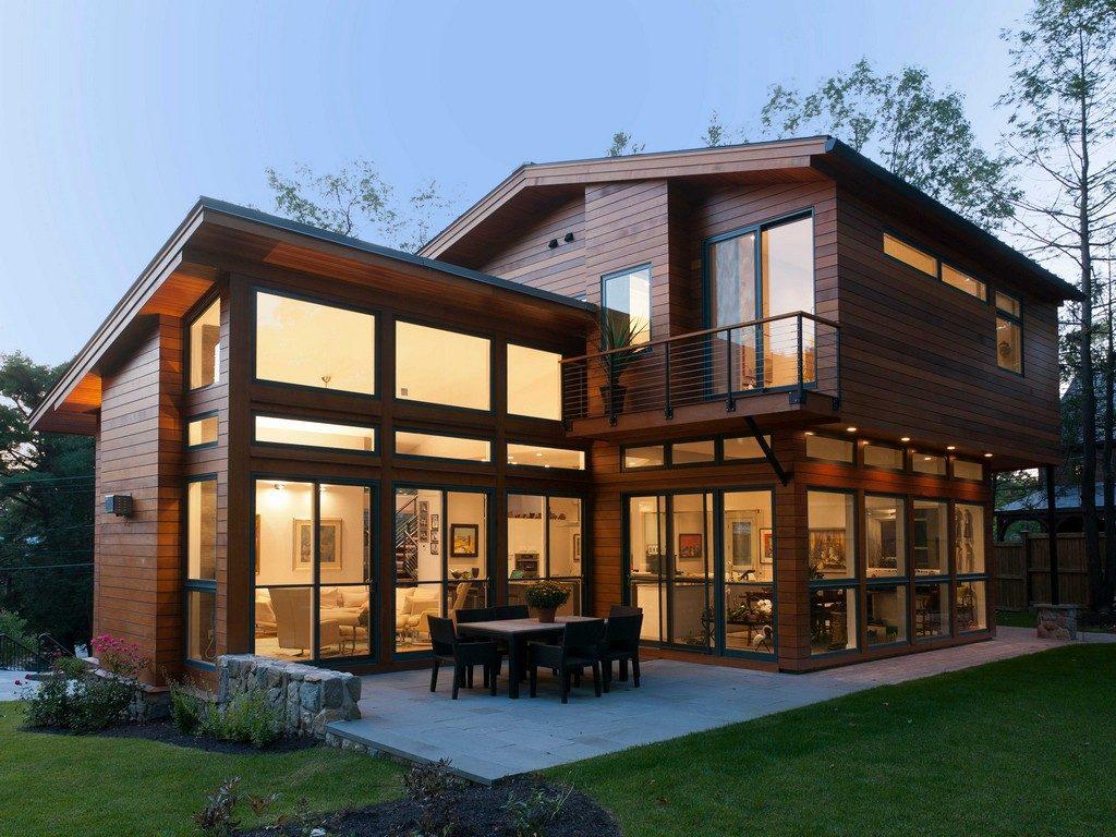 Брус: виды и характеристики для строительства дома