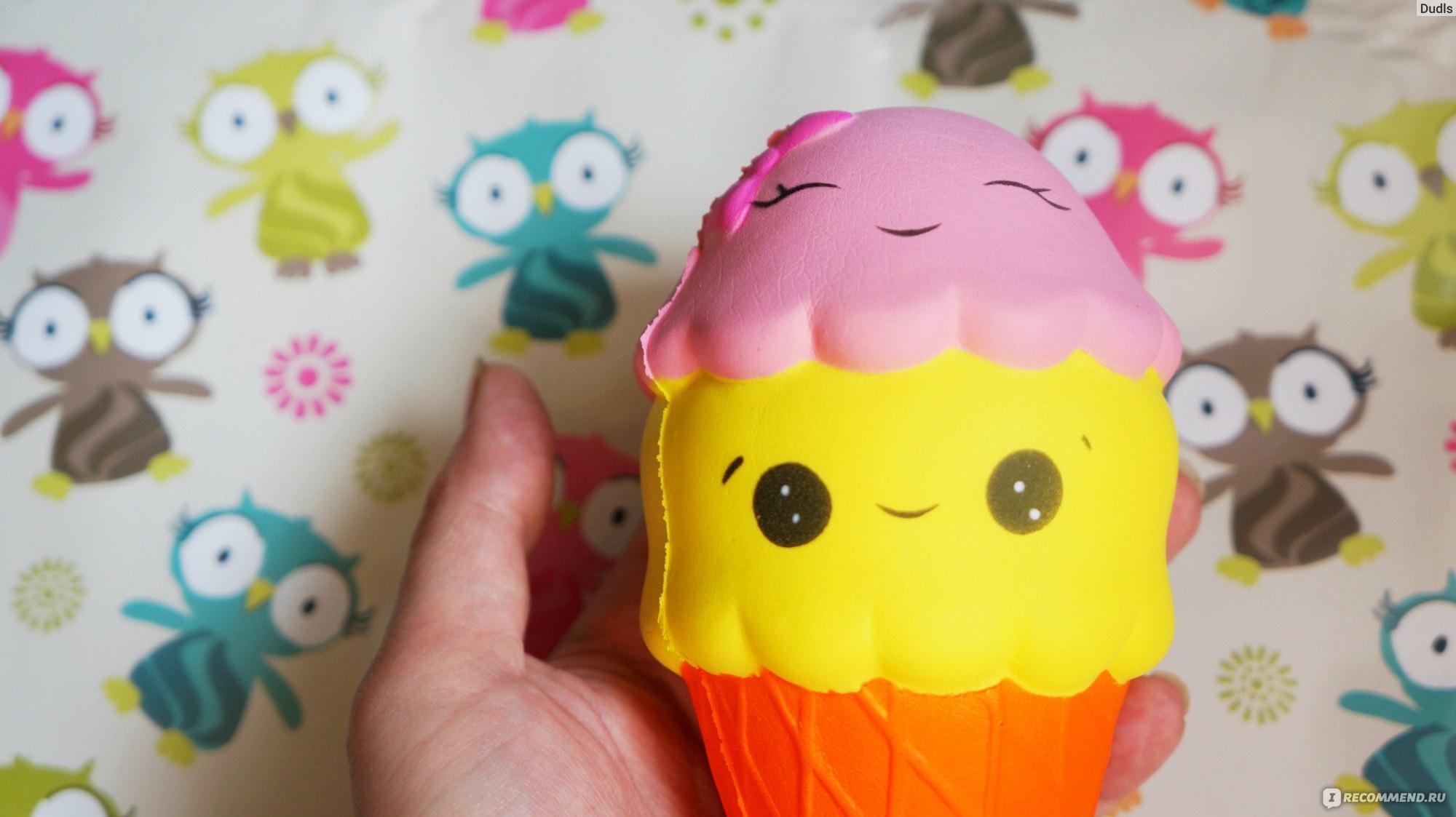 Сквиши – новые игрушки-антистресс
