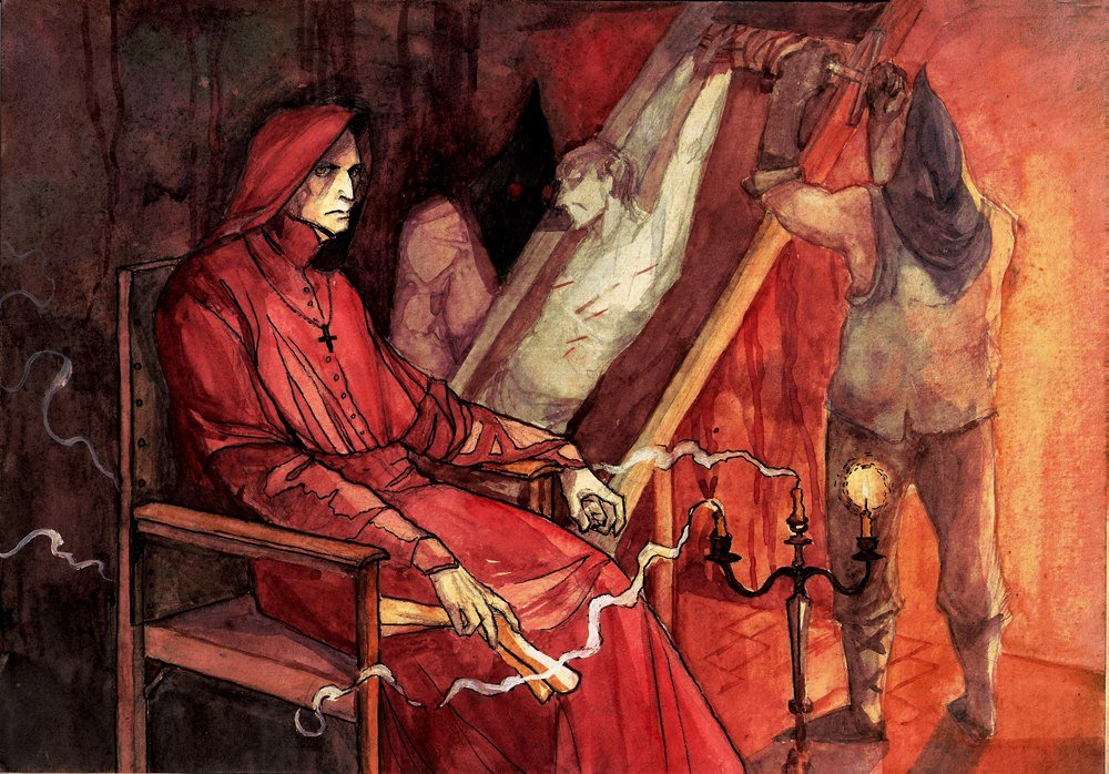 Определение инквизиция