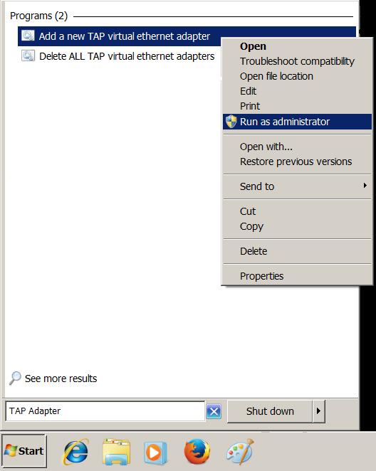 Удалить tap provider v9 for private tunnel (полные шаги) – чистота пк руководство вредоносных программ