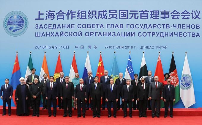 Шанхайская организация сотрудничества - shanghai cooperation organisation - qwe.wiki