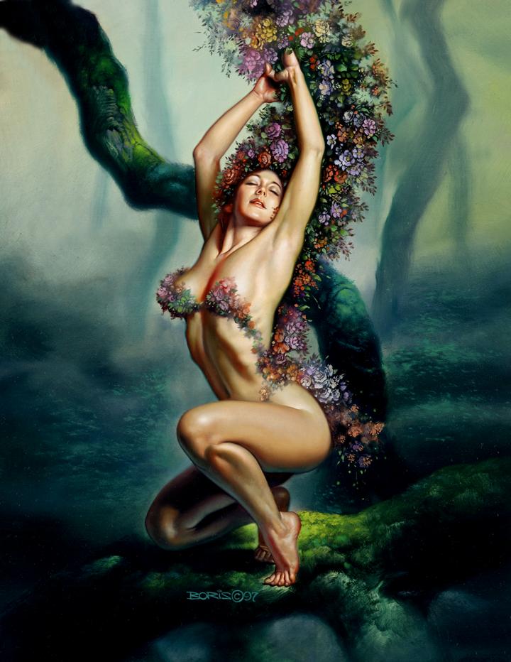 Нимфы | mythological creations | fandom