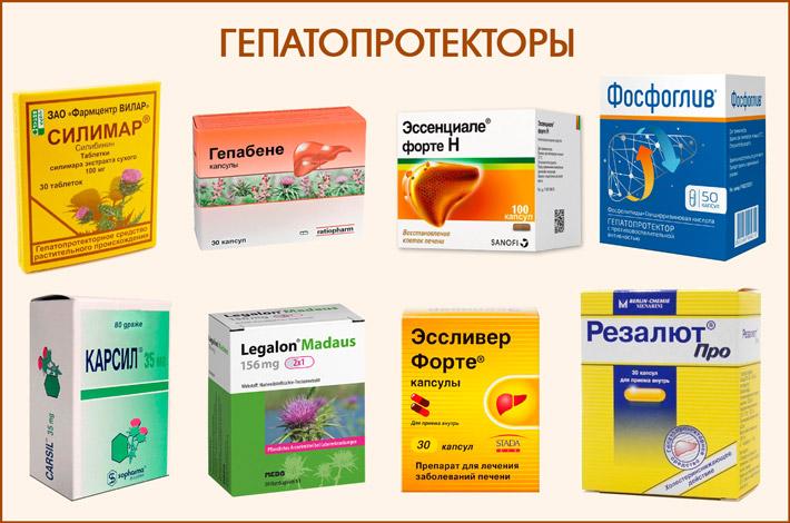 Гепатопротекторы (препараты): список лучших препаратов для печени, классификация (статья вялова с. с)