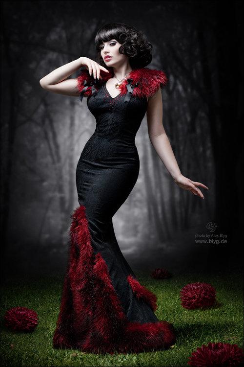 Женщина вамп что это такое