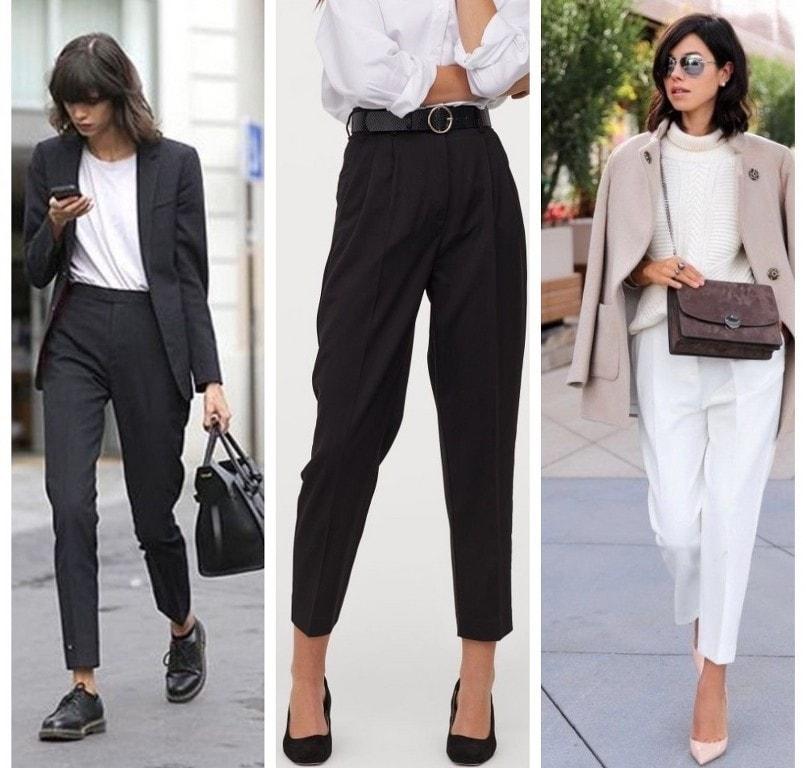 Что такое брюки палаццо и кому их носить?