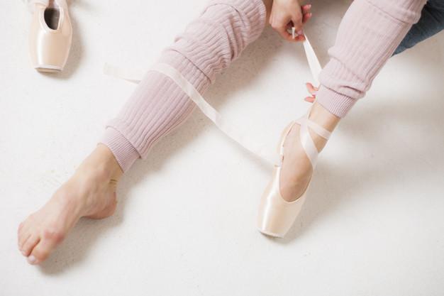 Пуанты балетные для танца