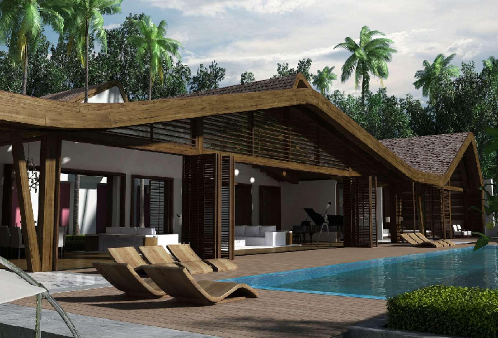 Бунгало - это одноэтажный домик: типы, описание, интерьер :: syl.ru
