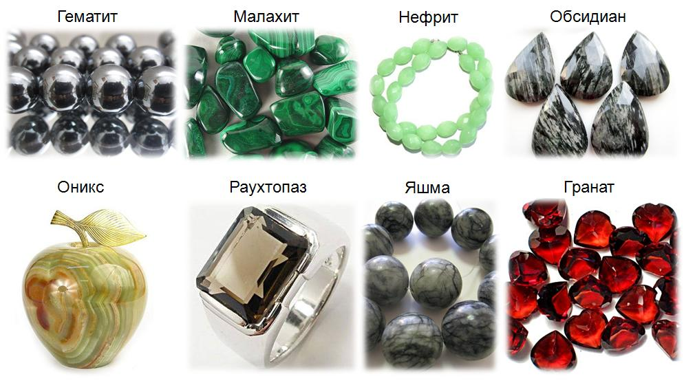 Камень гагат: внешний вид, физические свойства, кому лучше всего подходит