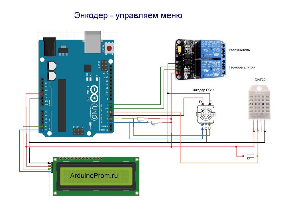 Arduino для начинающих. часть 1