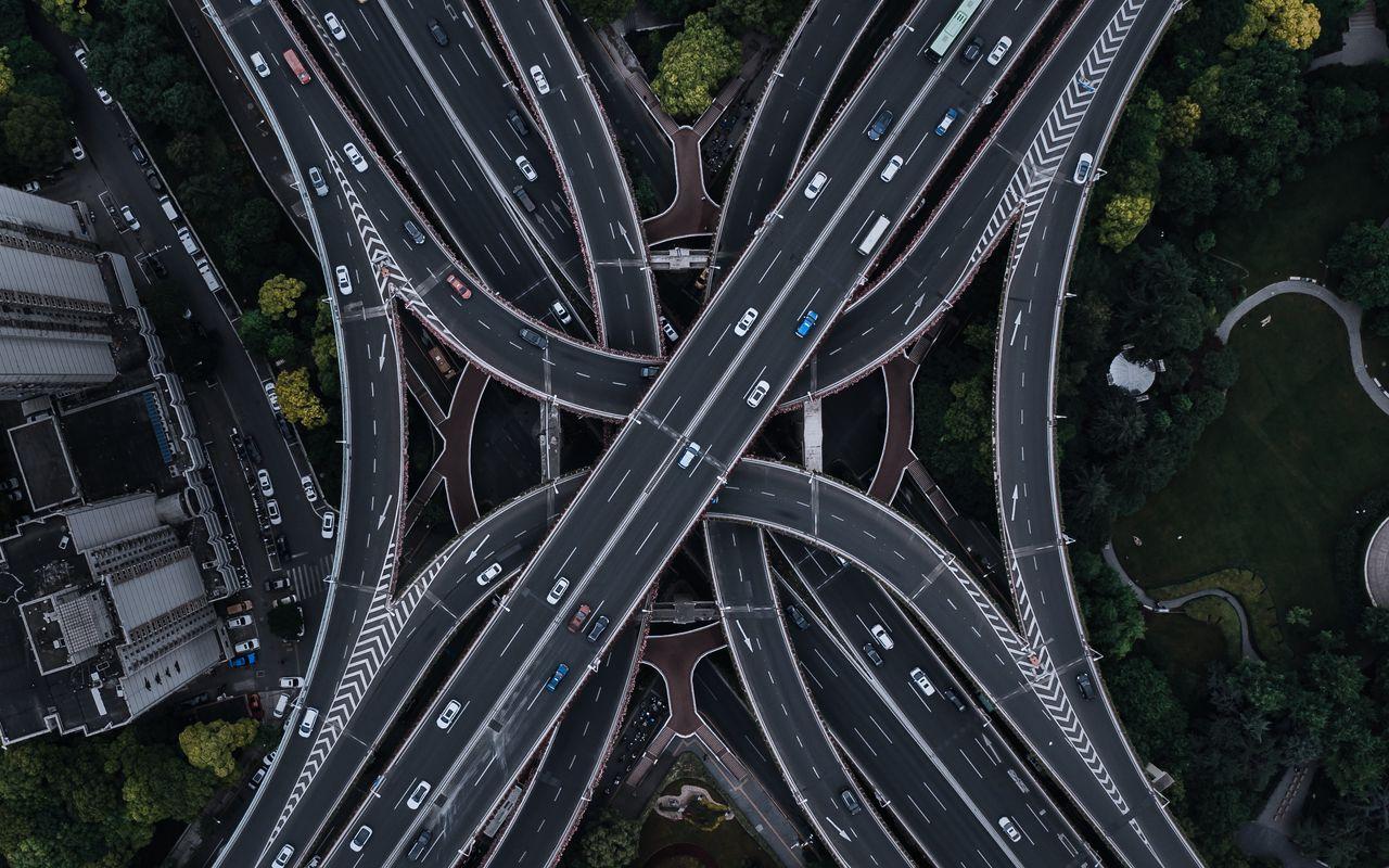 Транспортная развязка — википедия. что такое транспортная развязка
