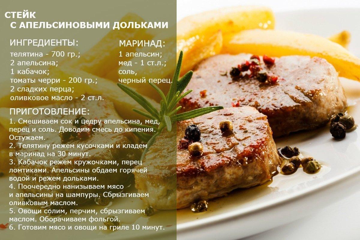 Стейк (99 рецептов с фото) - рецепты с фотографиями на поварёнок.ру