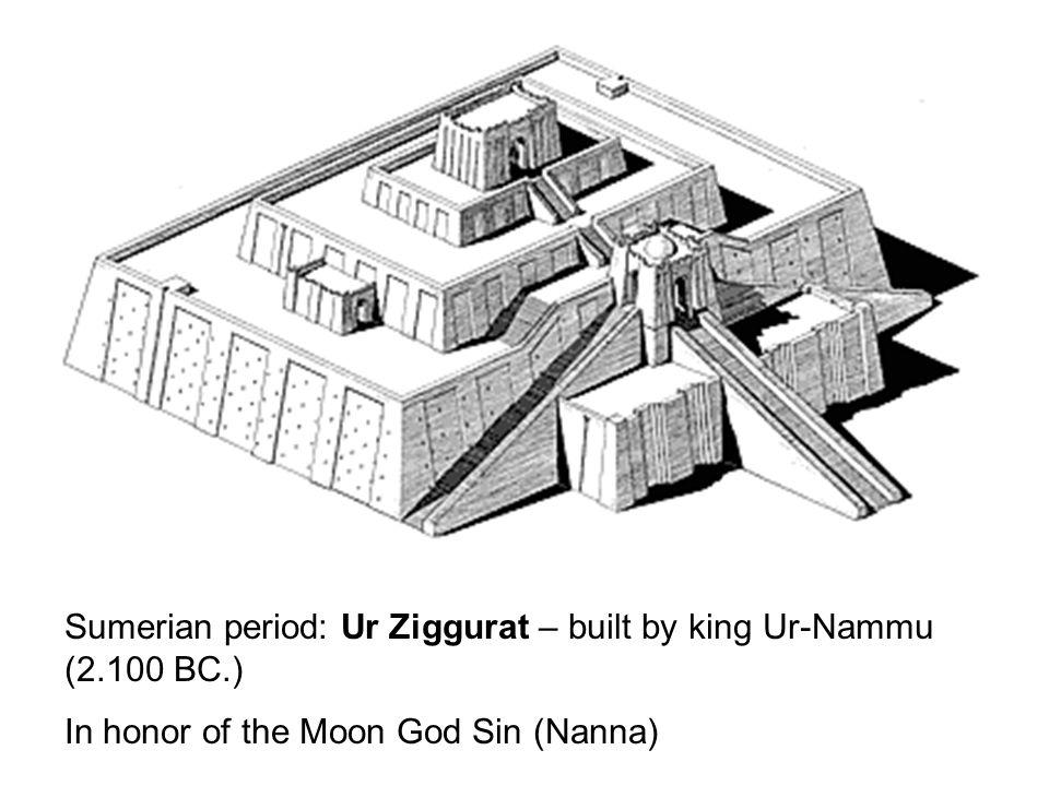 Что такое зиккурат?