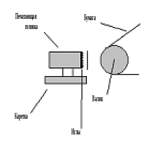 Основные виды современных принтеров