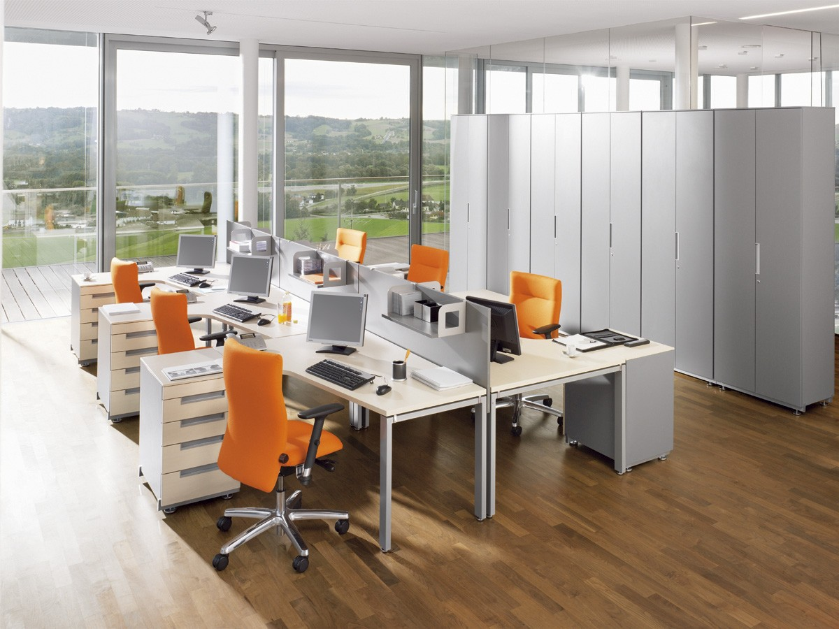 Open space офис: что это такое?