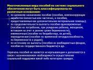 Пособие - это... понятие и виды пособий. кому какие пособия положены - realconsult.ru