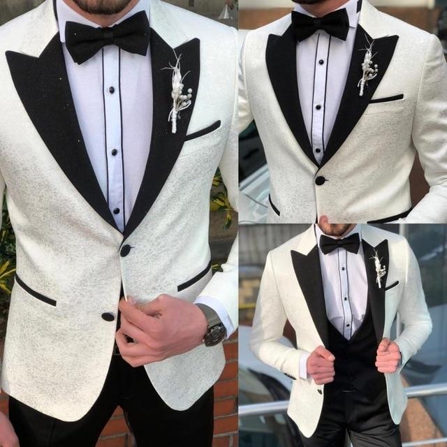 Смокинг и костюм — чем они отличаются? - всё просто