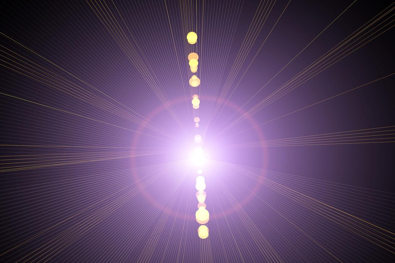 Преломление света.