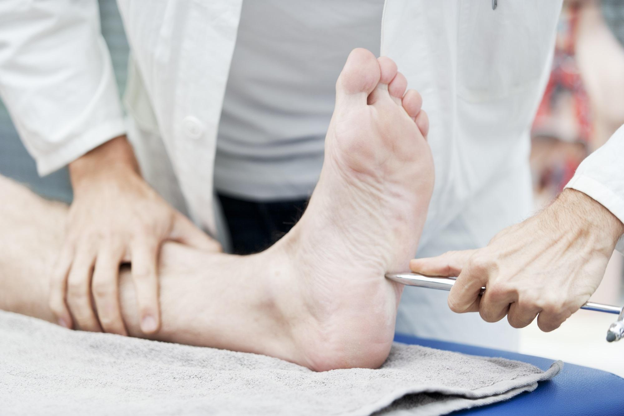 Диабетическая полинейропатия - информация о заболевании и способы лечения