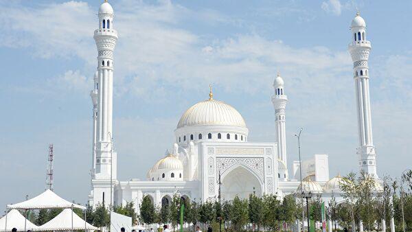 Мечеть в медине