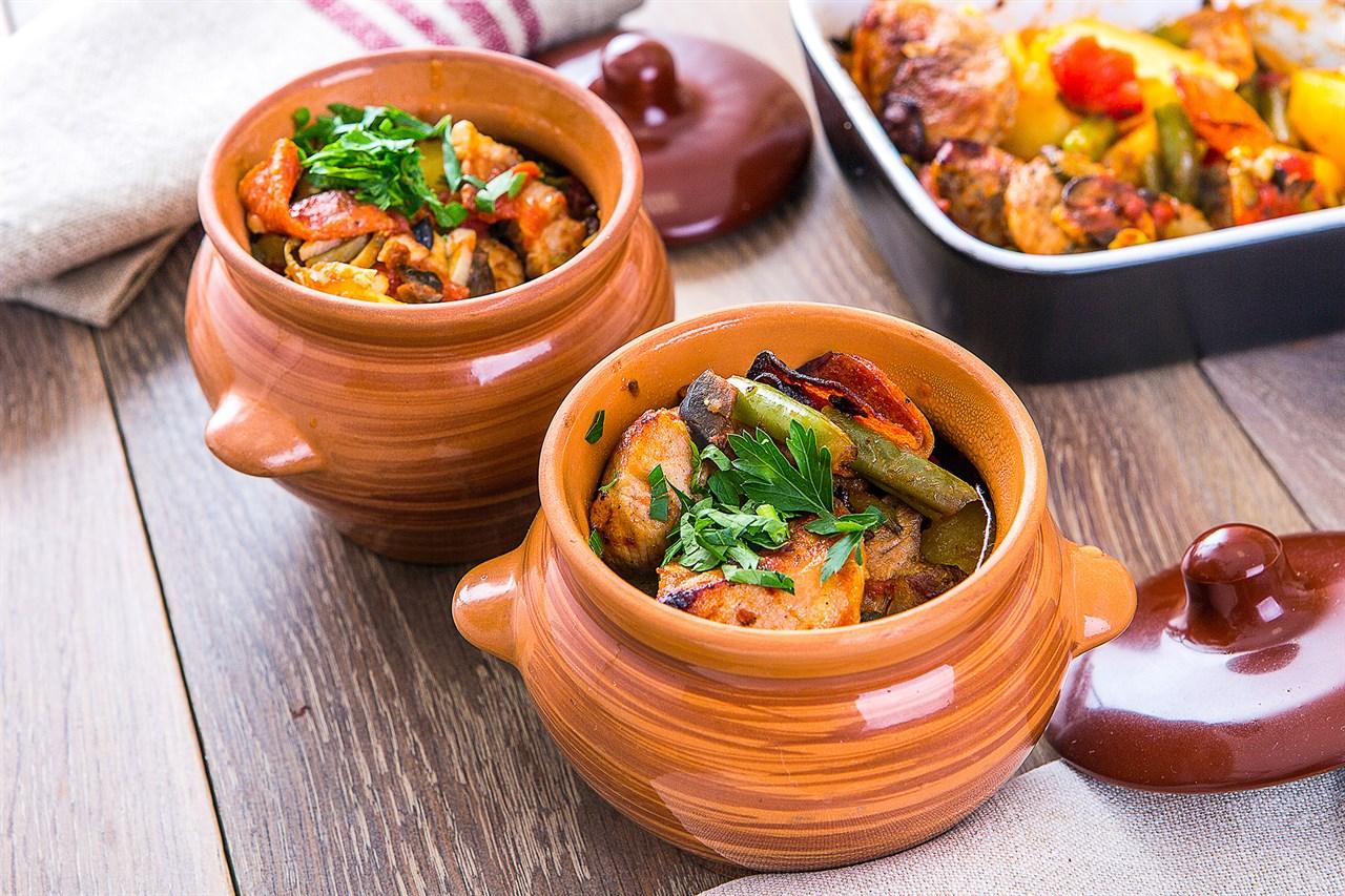 Говяжье жаркое по-зноемски – кулинарный рецепт
