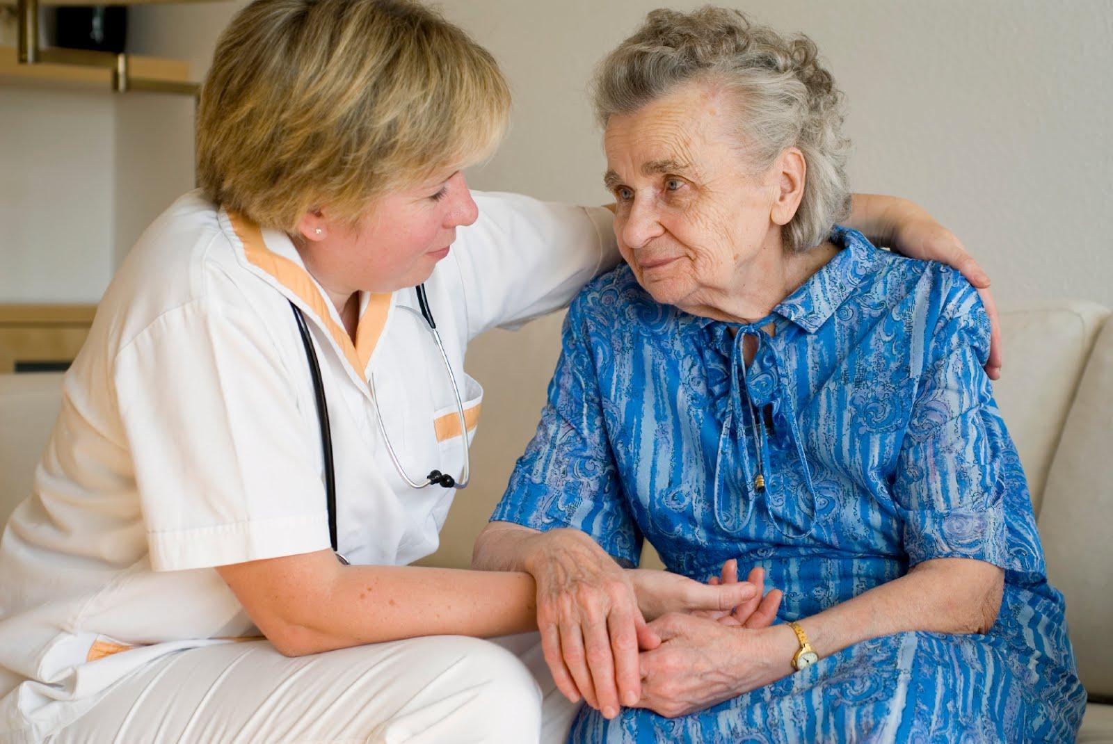Характерные симптомы деменции у пожилых людей