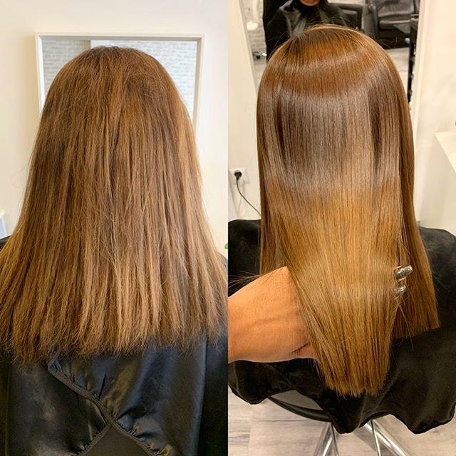 Что такое полирование волос и как оно делается